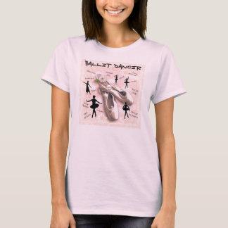 T-shirt Danseur classique