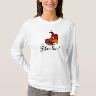 T-shirt Danseur de flamenco