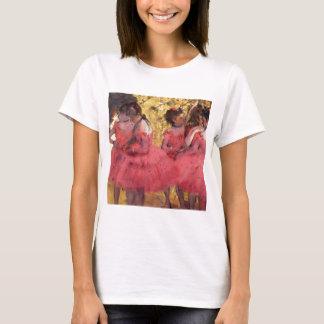 T-shirt Danseurs dans le rose