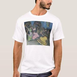 T-shirt Danseurs gitans espagnols, 1898