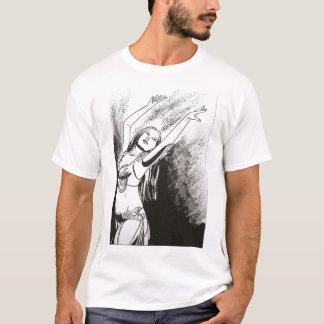 T-shirt Danseuse du ventre pour la charité