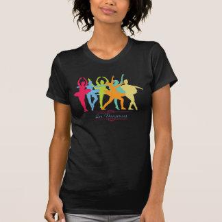 T-shirt Danseuses de Les