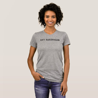 T-shirt d'Anti-Mouvement