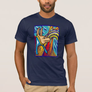 T-shirt d'Anubis d'Egyptien