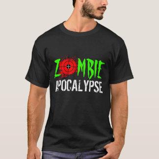 T-shirt d'apocalypse de zombi