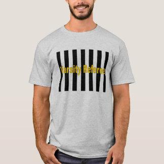T-shirt d'arbitre de fac