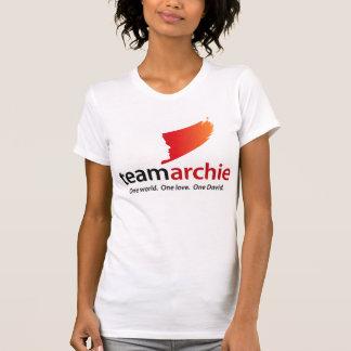 T-shirt d'archie de l'équipe de FSteven -- version