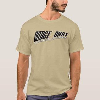 T-shirt Dard de Dodge - classique américain incliné de