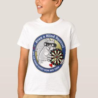 T-shirt Dards aveugles d'écureuil