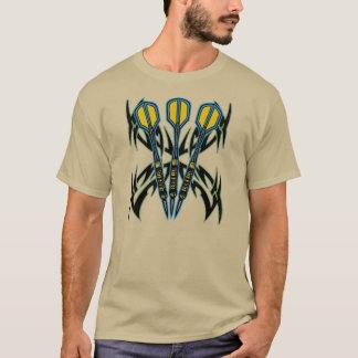 T-shirt Dards tribaux