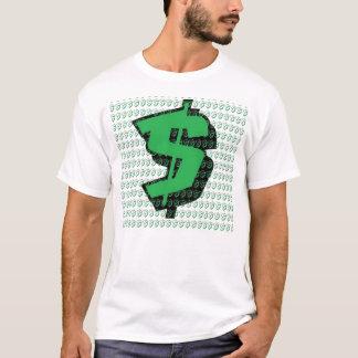 T-shirt d'argent