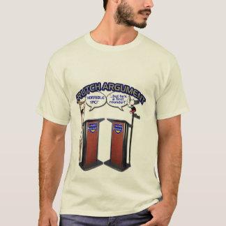 T-shirt d'argument de béquille