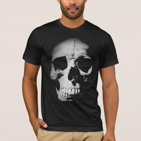 T-shirt Dark Skull
