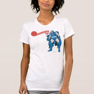 T-shirt Darkseid emploie des puissances de Psionic