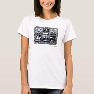 T-shirt d'art : Copie cornouaillaise de coupe de