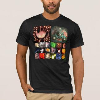 T-shirt d'art d'album d'INDUSTRIE