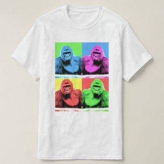 T-shirt d'art de bruit de Harambe