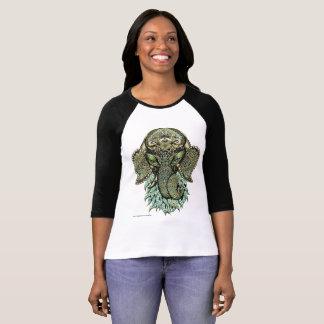 T-shirt d'art de Ganesha de T-shirts de GANESH