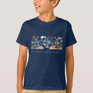 T-shirt d'art : Musée Océanographique De Monaco.