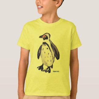T-shirt d'art : Perroquet jaune de macareux de