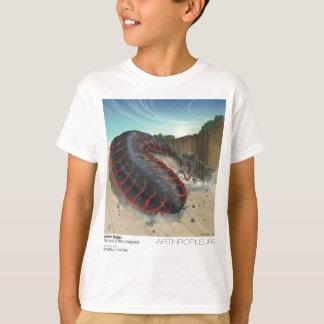 T-shirt d'Arthropleura