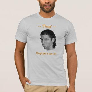 T-shirt Daryl a obtenu un nouveau font !