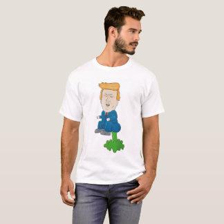T-shirt d'atout de péter