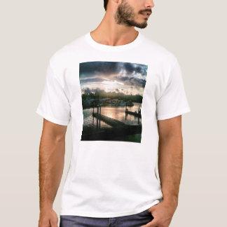 T-shirt d'atterrissage de Perceval