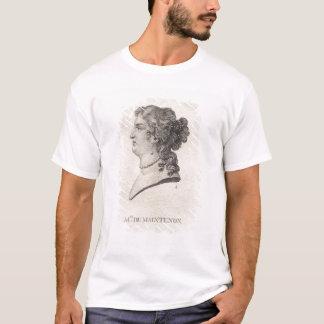 T-shirt d'Aubigne de Francoise, Madame de Maintenon
