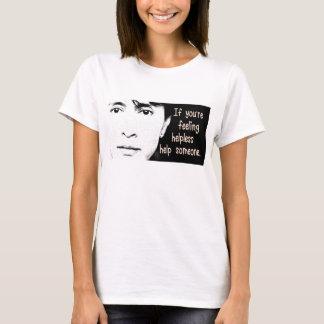 T-shirt d'Aung San Suu Kyi