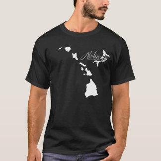 T-shirt Dauphin d'Hawaï