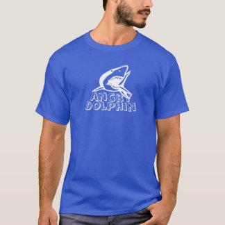 T-shirt Dauphin fâché