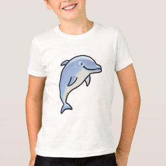 T-shirt Dauphin mignon