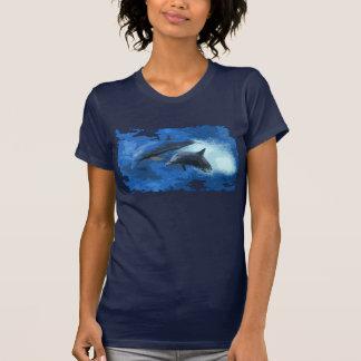 T-shirt Dauphins
