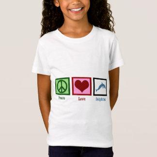 T-Shirt Dauphins d'amour de paix