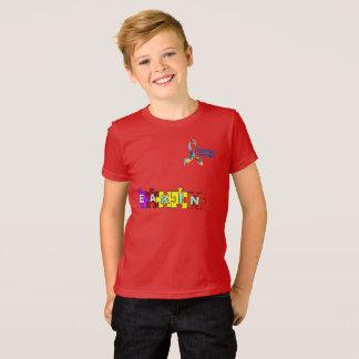 T-shirt d'autisme d'Eakin