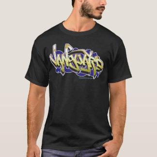 T-shirt d'avant-garde