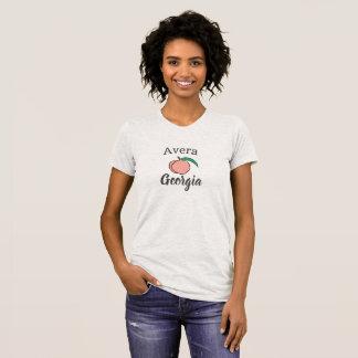 T-shirt d'Avera la Géorgie pour des femmes