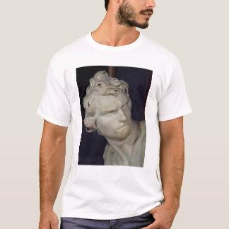 T-shirt David, petit groupe de la tête, 1623-23