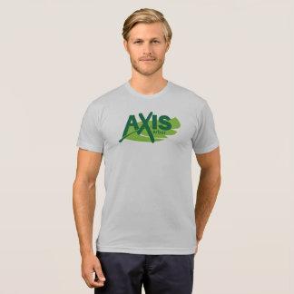 T-shirt d'axe d'axe