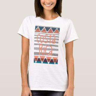 T-shirt d'Aztèque du Costa Rica