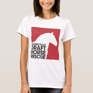T-shirt de babydoll de dames de délivrance de