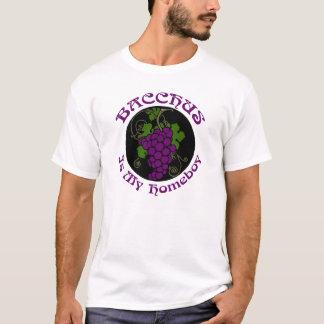 """T-shirt de """"BACCHUS"""""""