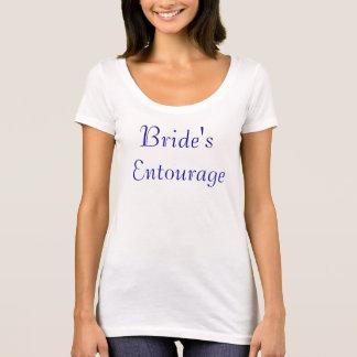 T-shirt de Bachelorette de Benita