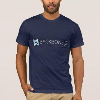 T-shirt de Backbone.js (marine)