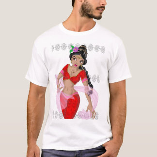 T-shirt de Bahiya