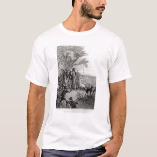 T-shirt De Balboa la vue d'abord de l'océan pacifique