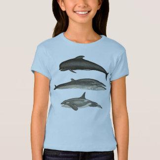 T-shirt de baleine