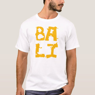 T-shirt de Bali pour l'homme