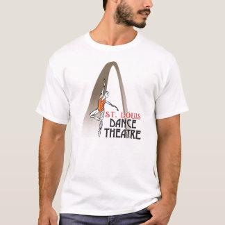 T-shirt de ballet-spectacle de Stl
